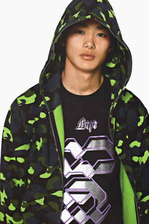Image of A Bathing Ape 2014 Fall Lookbook Preview