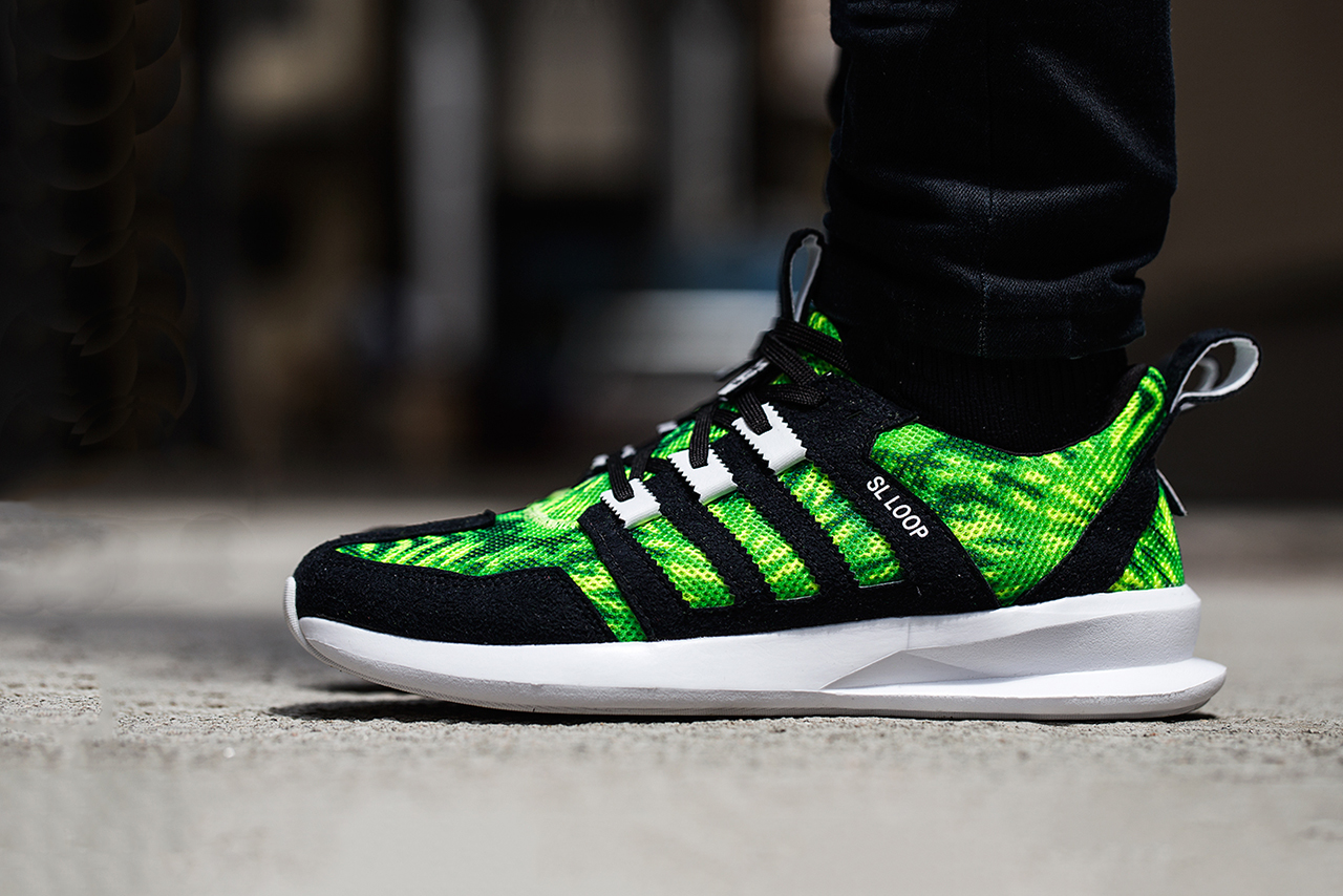 Image of A Closer Look at the adidas Originals SL Loop Runner
