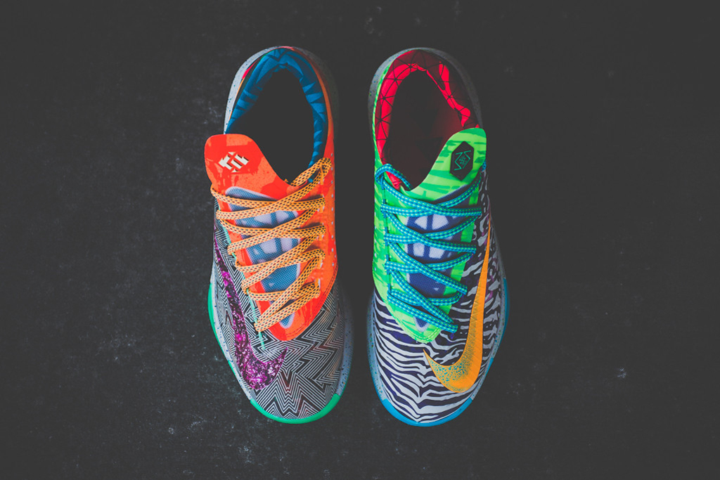 """Image of A Closer Look at the Nike KD VI """"What The KD"""""""