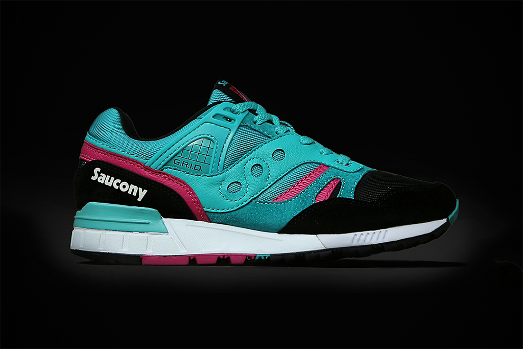 Image of A First Look at the Saucony Originals 2015 Spring GRID SD