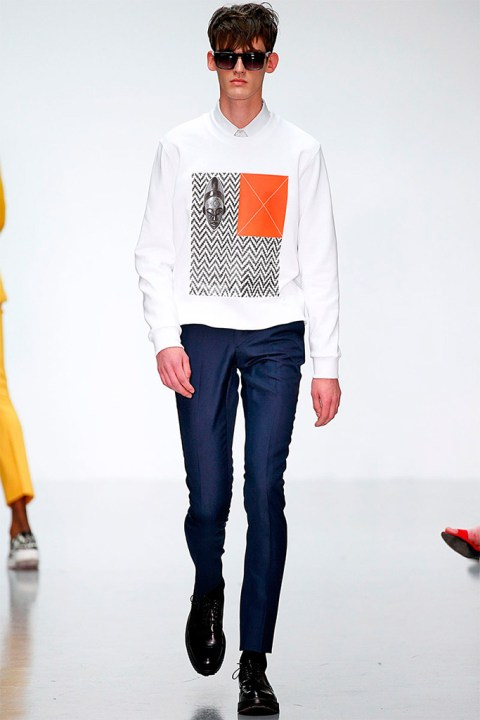 Image of A. Sauvage 2015 Spring/Summer Collection