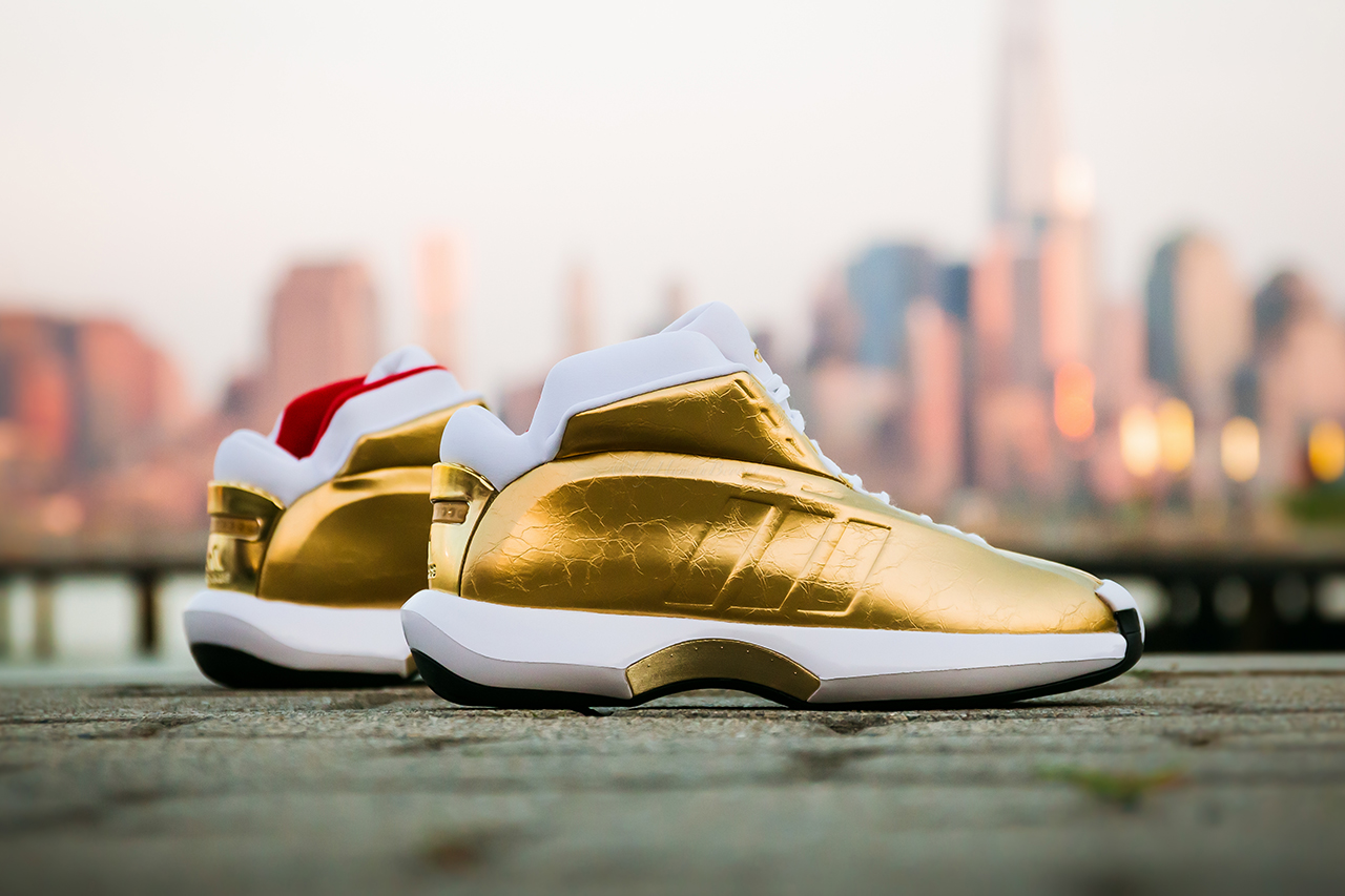 "Image of adidas Crazy 1 ""Awards Season"" Packer Shoes Exclusive"