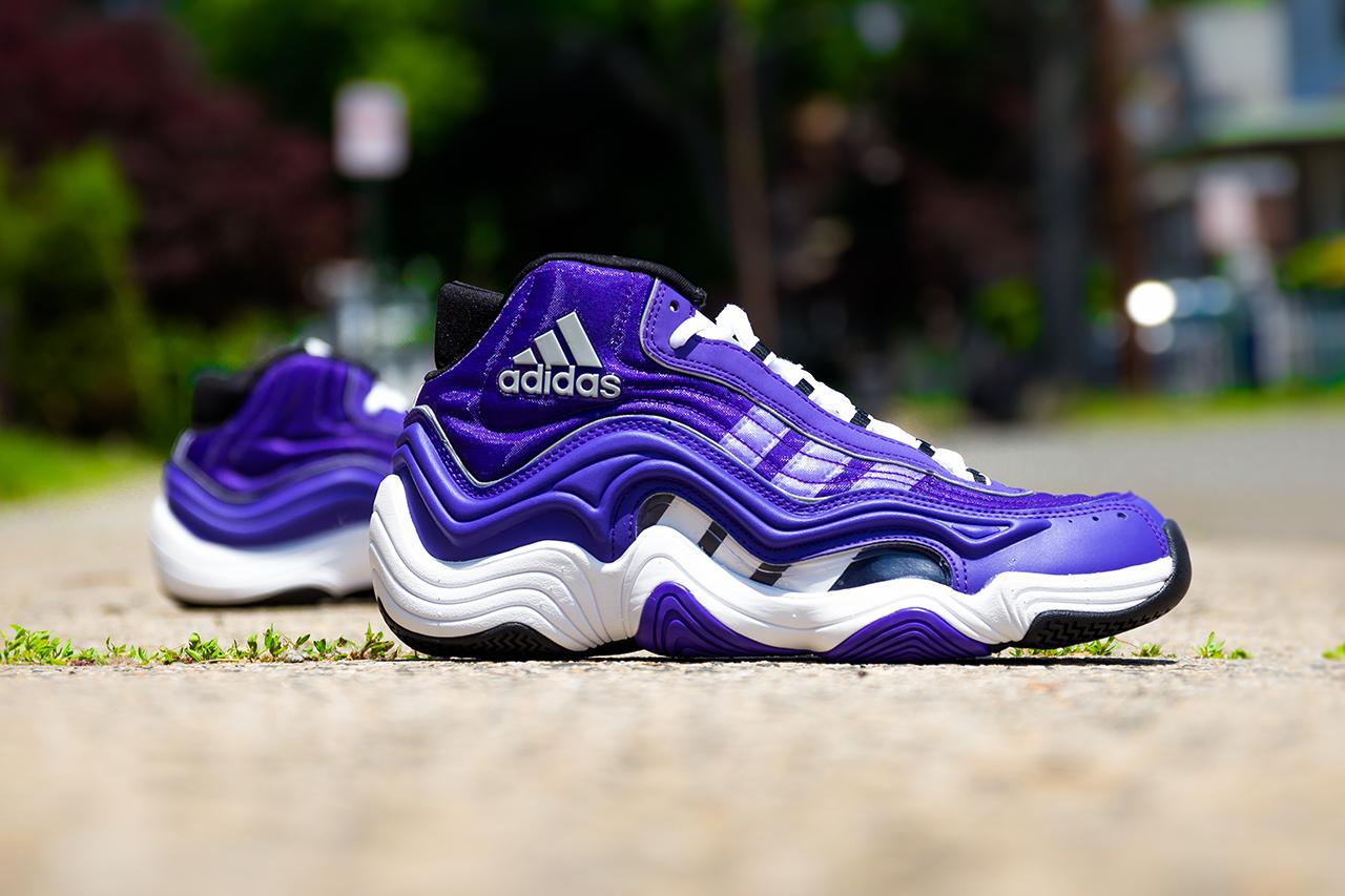 "Image of adidas Crazy 2 ""Power Purple"""