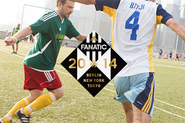 Image of adidas Brings Back the Fanatic Football Tournament