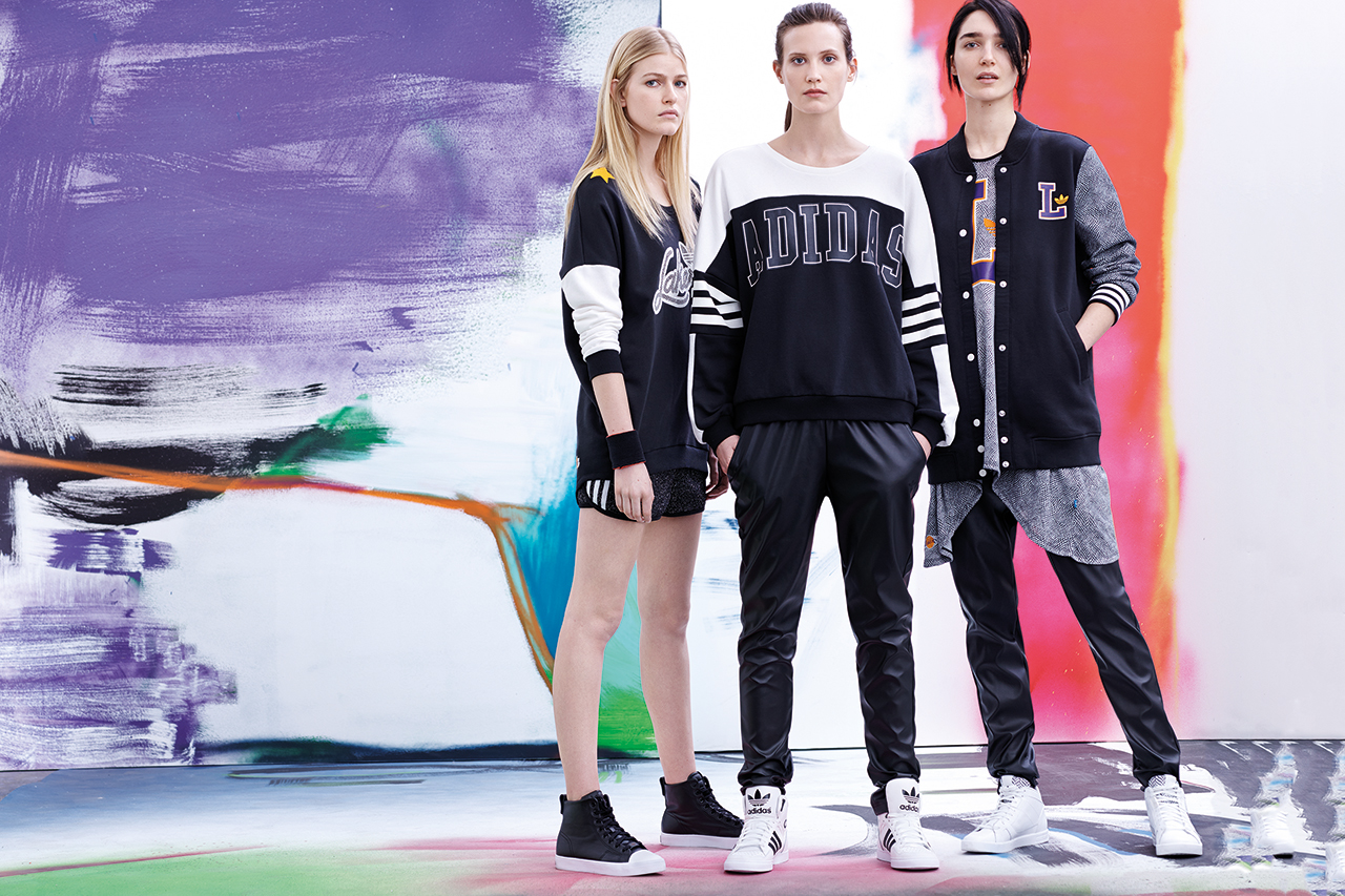 Image of adidas Originals 2014 Fall/Winter Lookbook