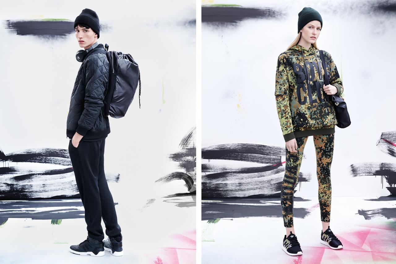 Image of adidas Originals 2014 Fall/Winter Lookbook