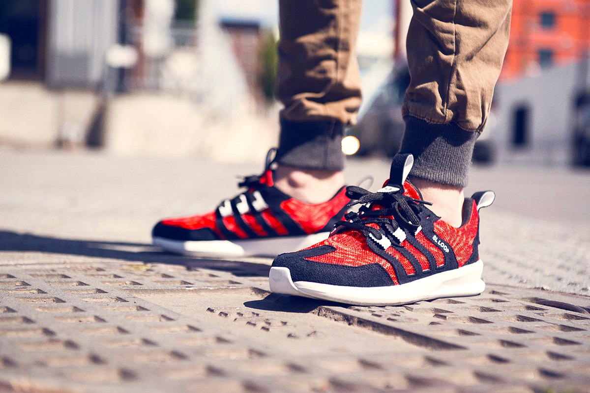 Image of adidas Originals SL Loop Runner Lookbook