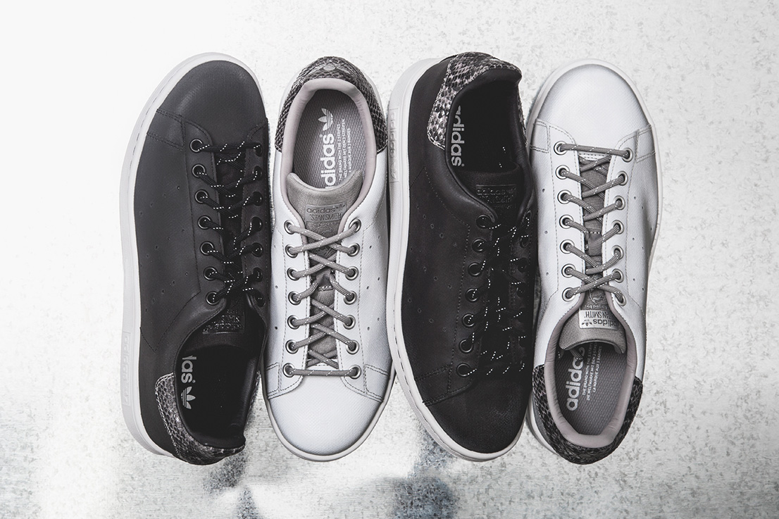 "Image of adidas Originals Stan Smith ""Reflective"" Pack"