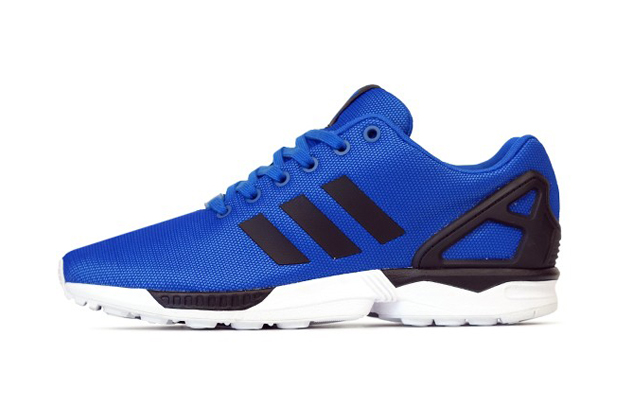 Image of adidas Originals ZX FLUX Blue/Black