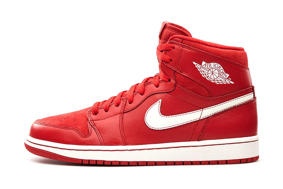 "Image of Air Jordan 1 Retro High OG ""Gym Red"""