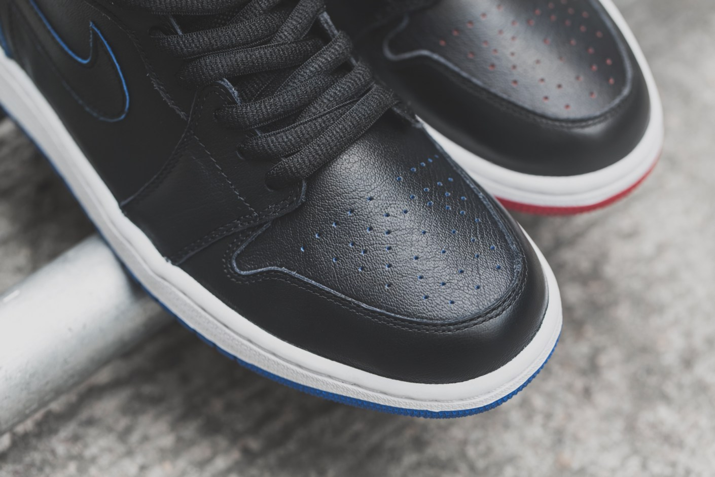 Image of Lance Mountain on the Nike SB x Air Jordan 1