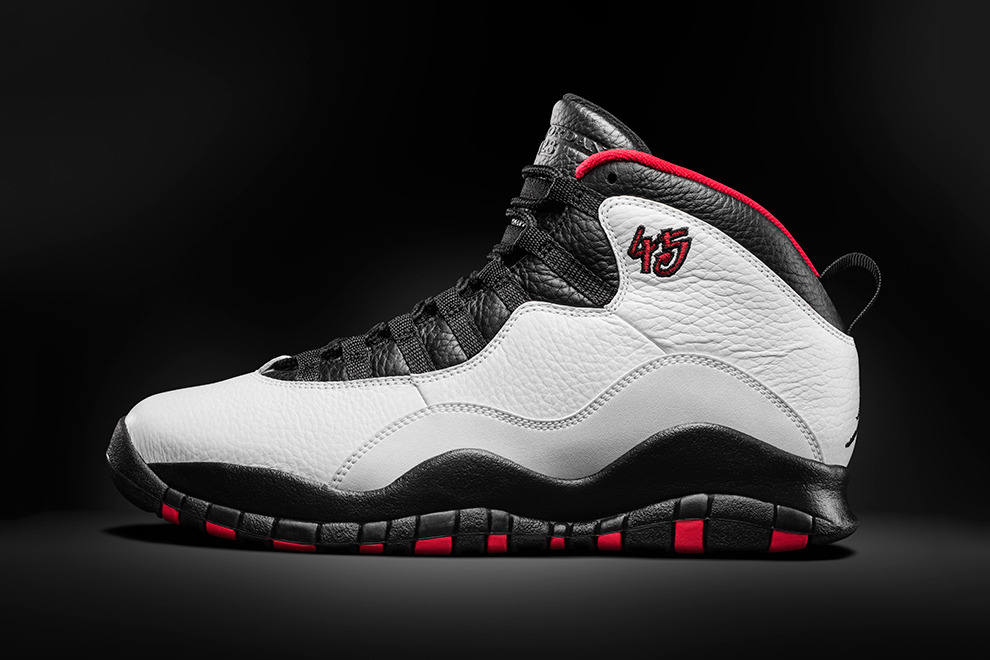"Image of Air Jordan 10 Retro ""Chicago"" for 2015"