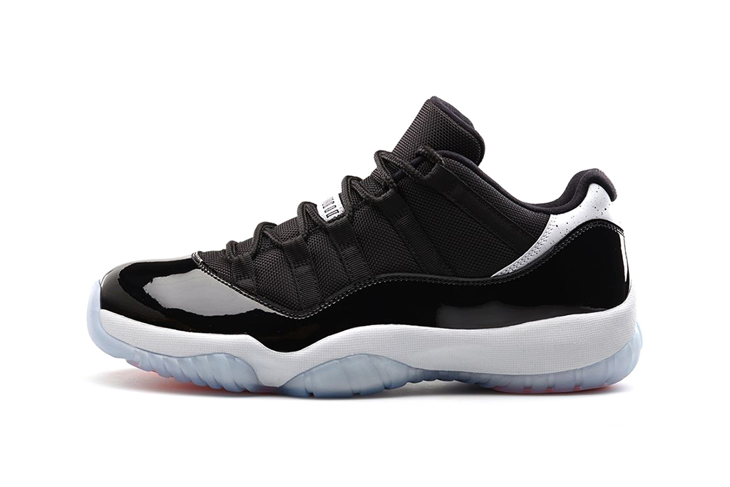 "Image of Air Jordan 11 Retro Low ""Infrared 23"""