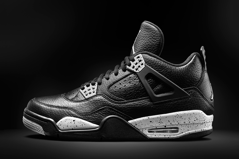 "Image of Air Jordan 4 Retro ""Oreo"" for 2015"