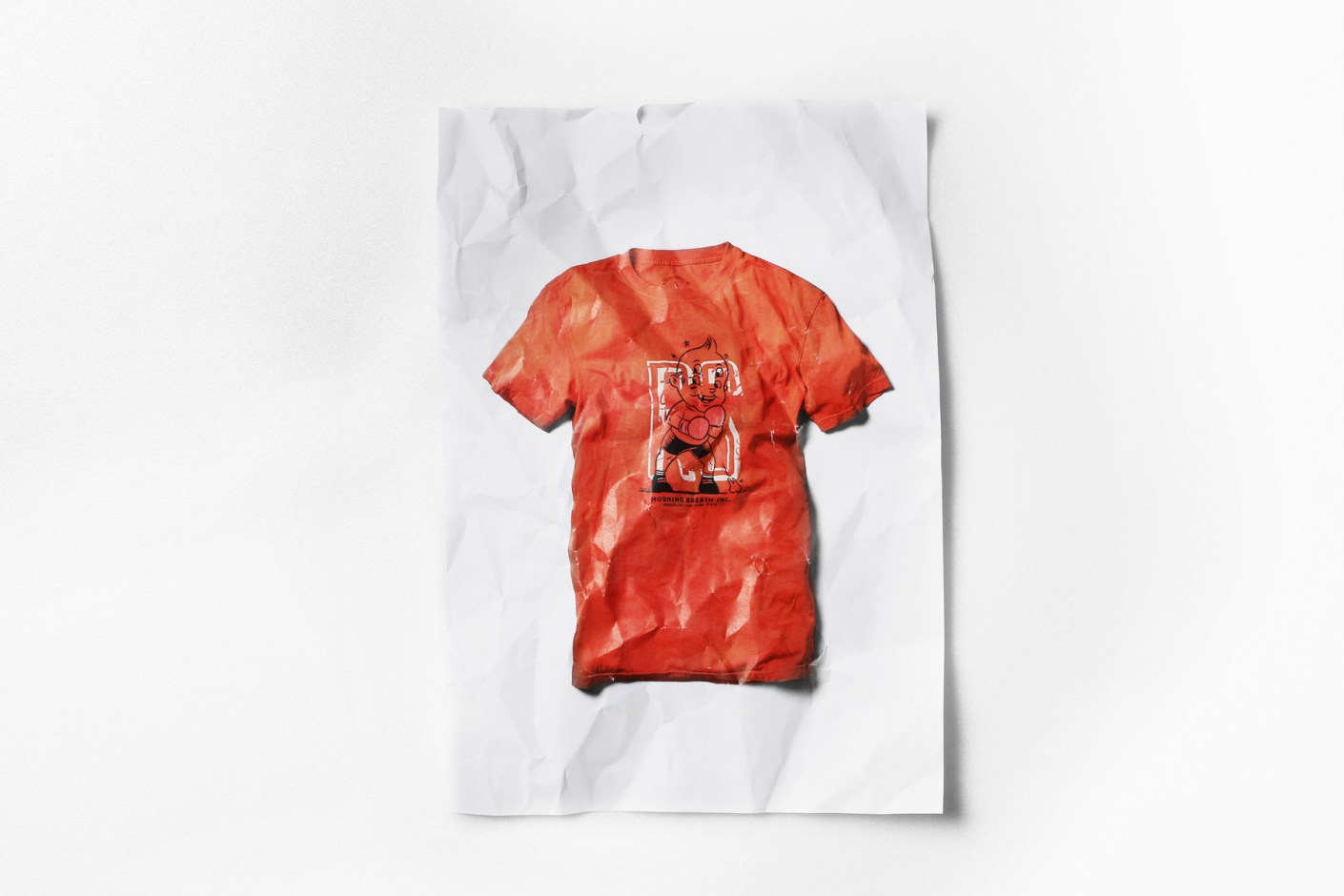Image of Morning Breath Inc. x Altamont T-shirts