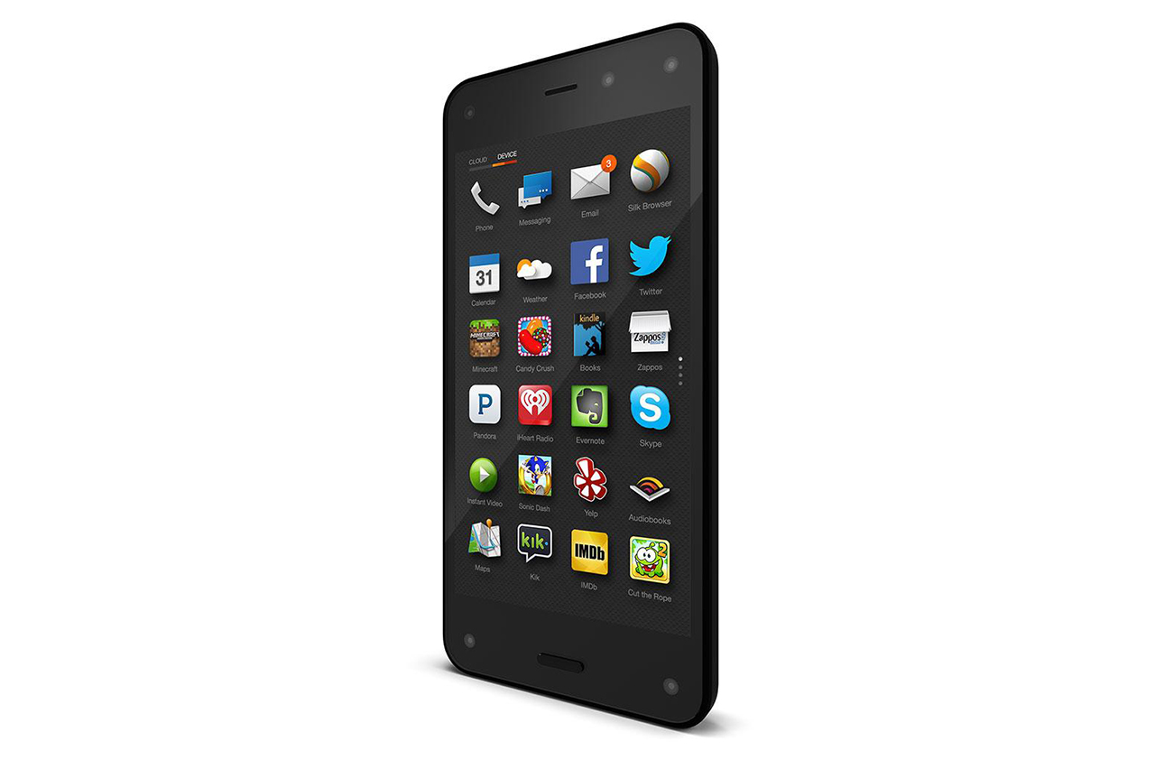 Image of Amazon Unveils the Fire Smartphone
