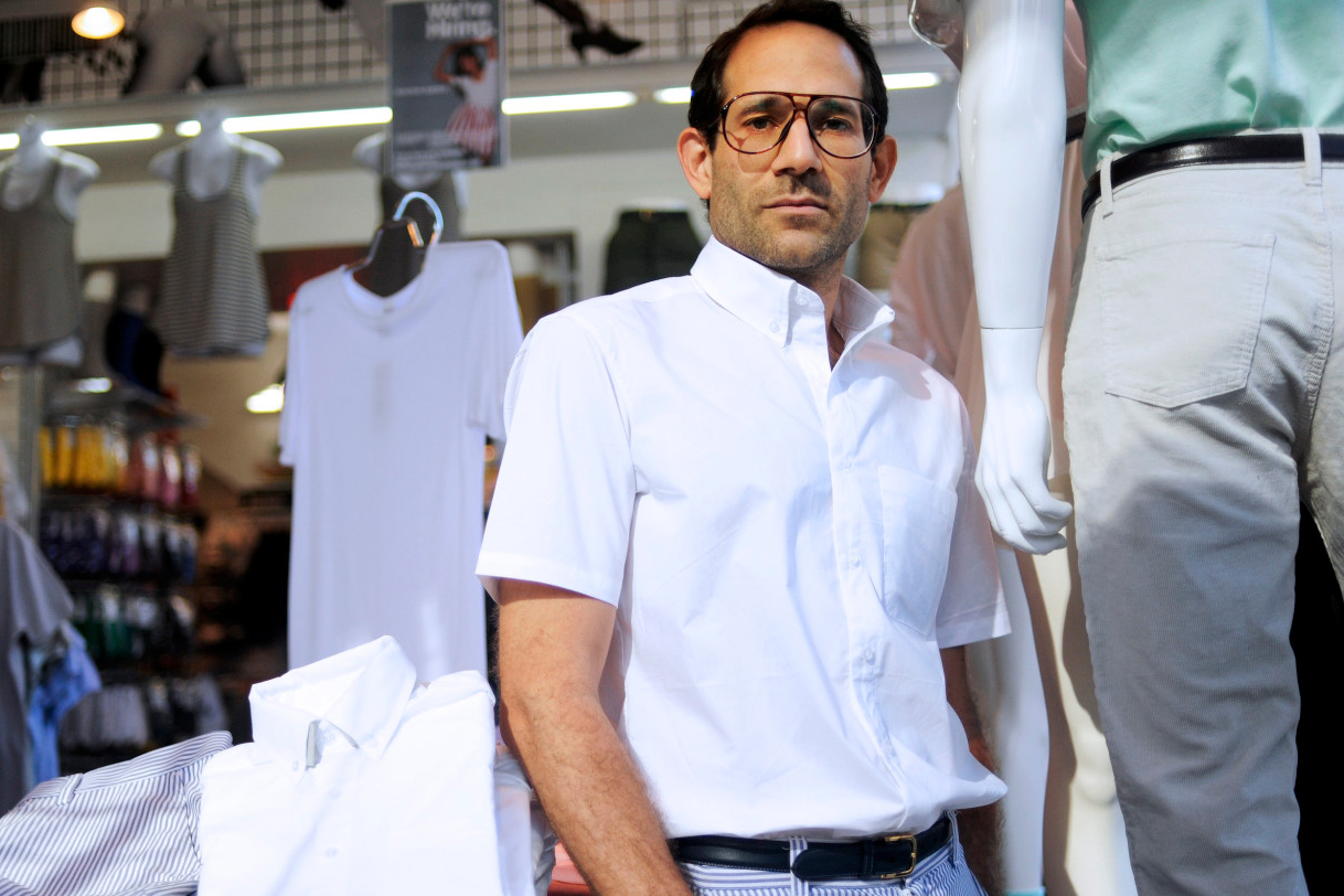 Image of American Apparel Fires CEO & Founder Dov Charney