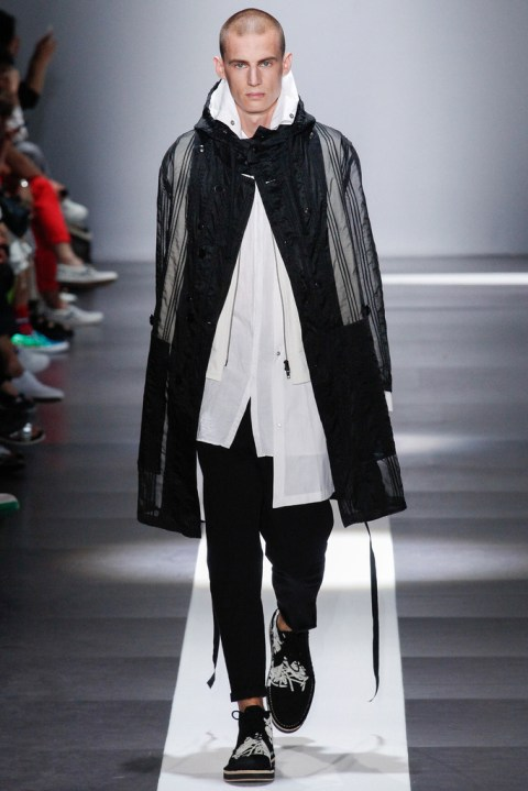 Image of Ann Demeulemeester 2015 Spring Collection