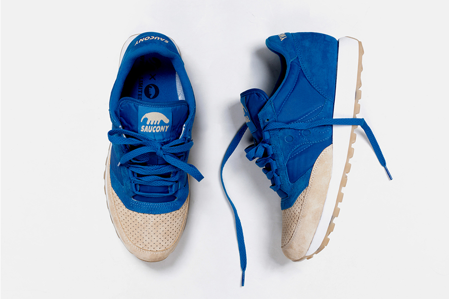 "Image of Anteater x Saucony Jazz Original ""Sea & Sand"""