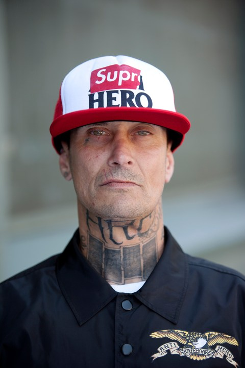 Image of Anti-Hero x Supreme 2014 Capsule Collection