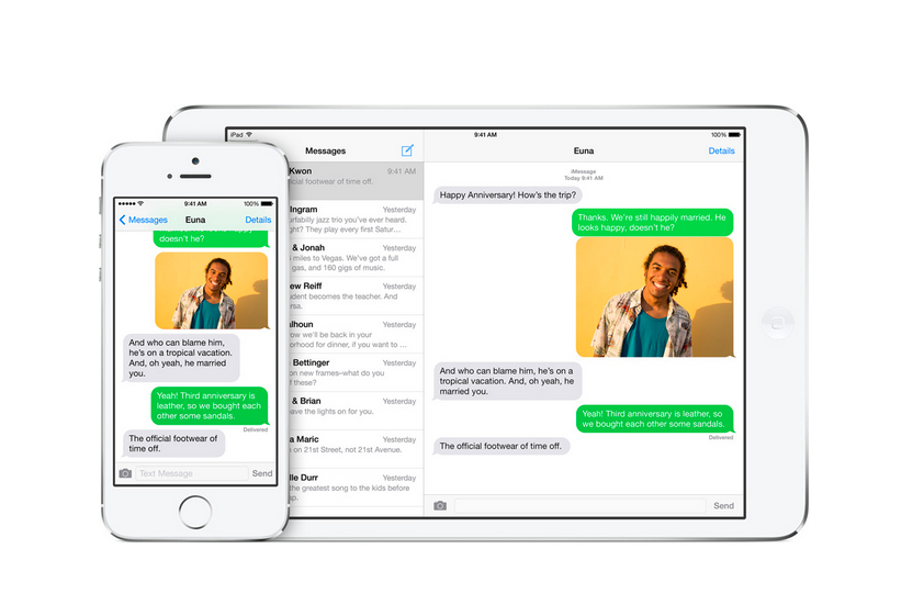Image of Apple Introduces iOS 8