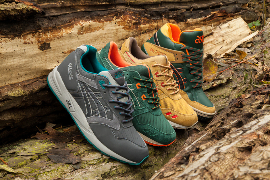 """Image of ASICS 2014 Fall/Winter """"Outdoor"""" Pack"""