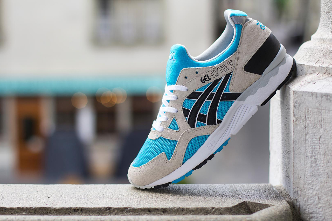"Image of ASICS Gel Lyte V ""Atomic Blue"""