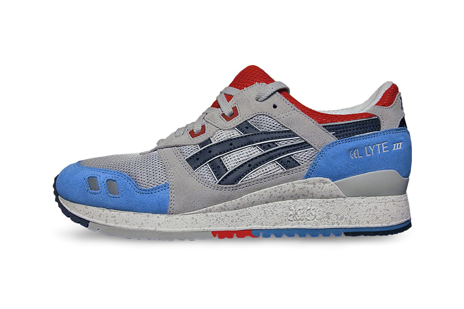 "Image of ASICS Gel Lyte III ""Exploration"""