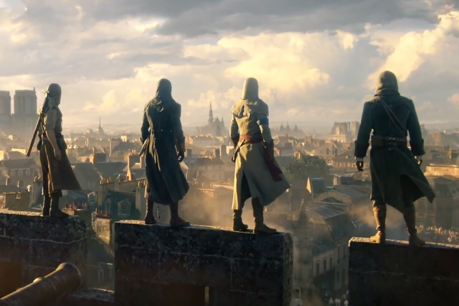 Image of Assassin's Creed: Unity E3 Trailers
