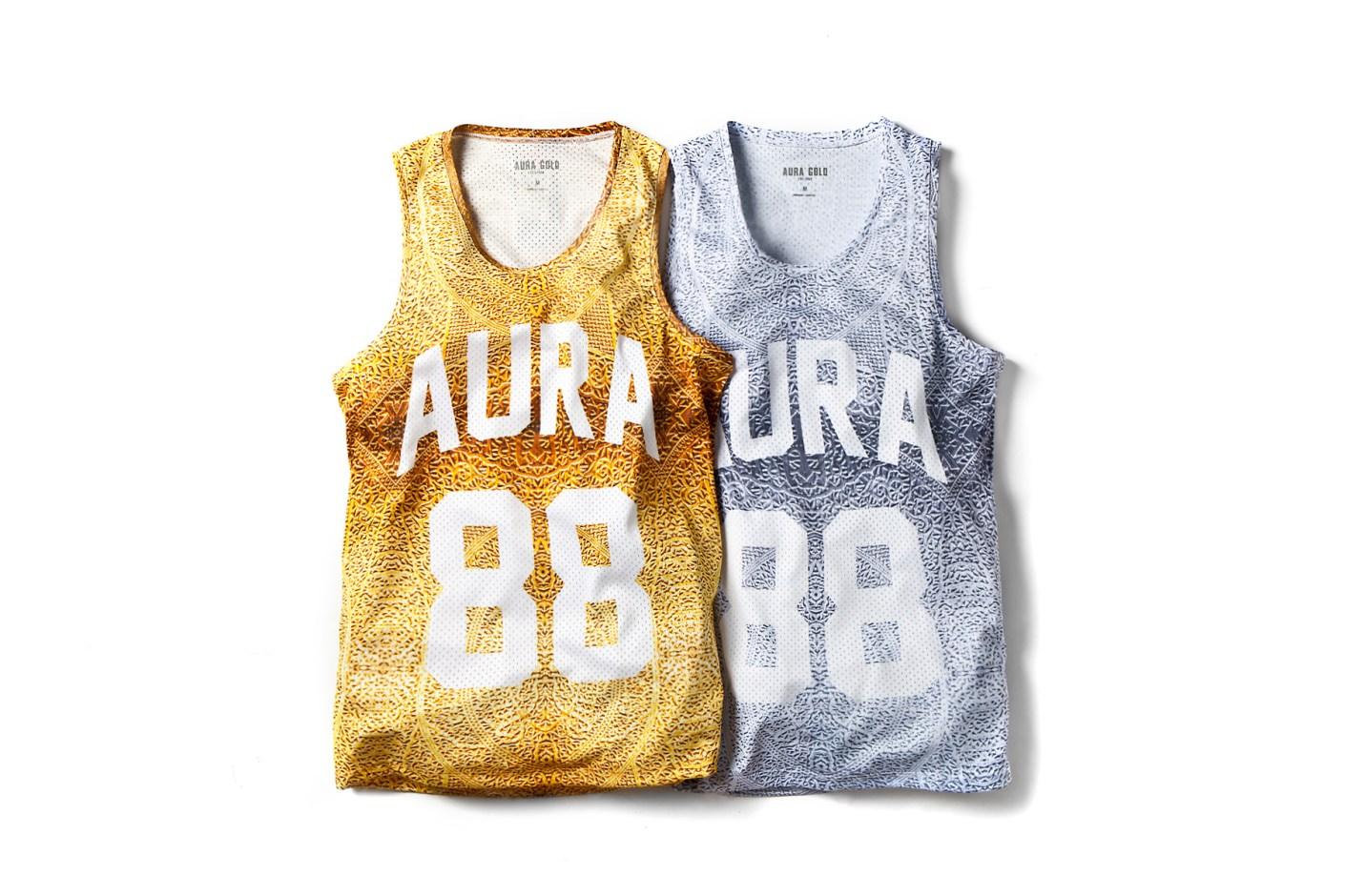 Image of Aura Gold 2014 Spring/Summer Tank Tops