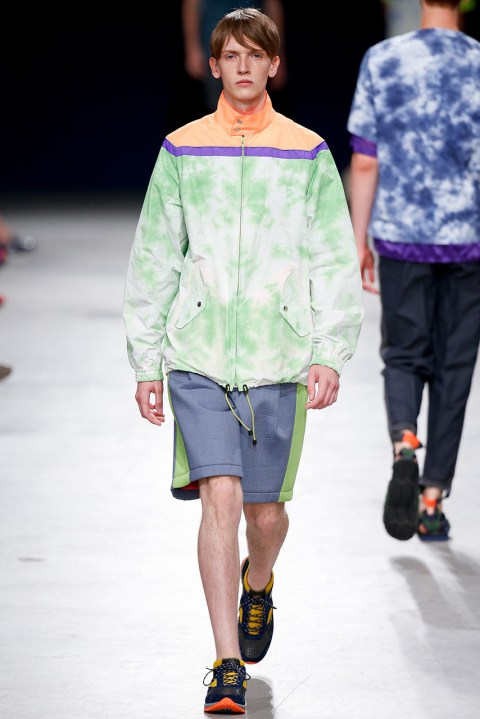 Image of Kolor 2015 Spring/Summer Collection