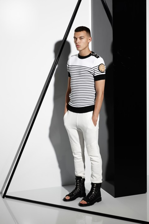 Image of Balmain 2015 Spring/Summer Collection