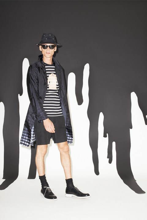 Image of Band of Outsiders 2015 Spring/Summer Collection