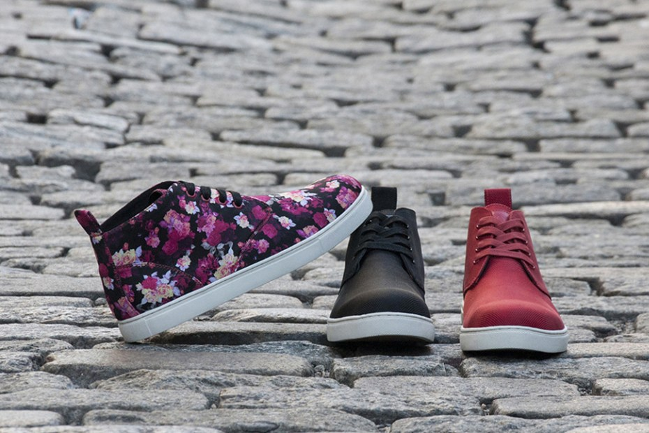 Image of Black Scale 2014 Summer Footwear Collection