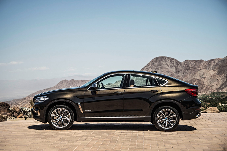 Image of 2015 BMW X6