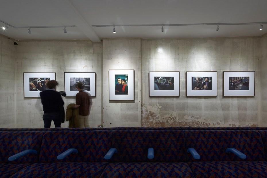 "Image of Bob Mazzer ""UNDERGROUND"" Exhibition @ Howard Griffin Gallery Recap"