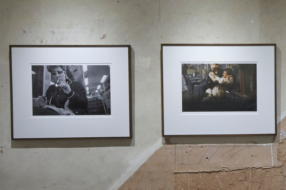 "Image of Bob Mazzer ""UNDERGROUND"" Exhibition @ Howard Griffin Gallery Recap"