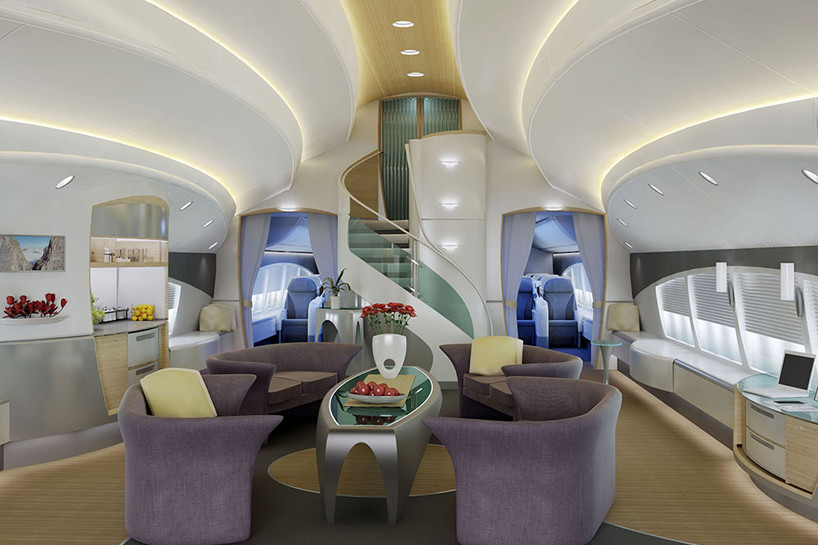 Image of Boeing Jumbo Jets Transformed for VIPs