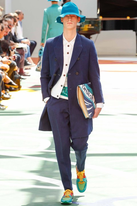 Image of Burberry Prorsum 2015 Spring/Summer Collection