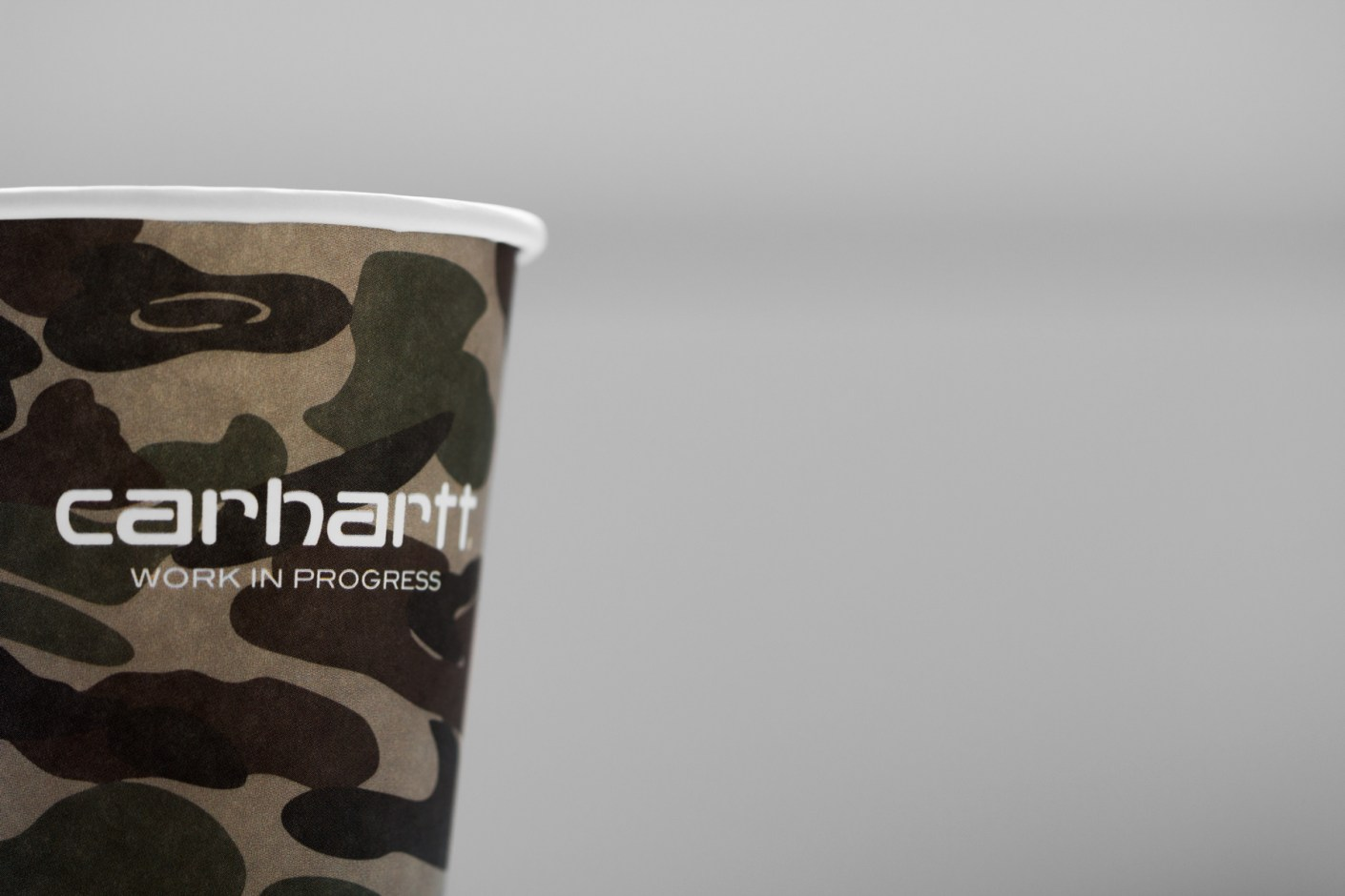 Image of Carhartt WIP Camo Paper Cups