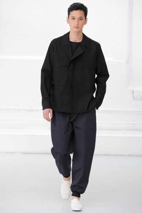 Image of Christope Lemaire 2015 Spring/Summer Collection