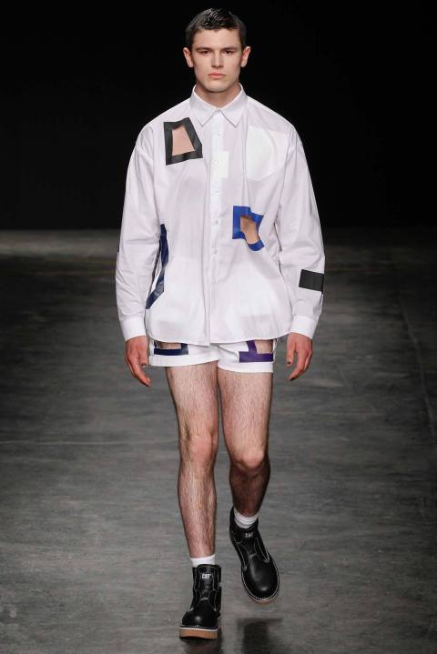 Image of Christopher Shannon 2015 Spring/Summer Collection