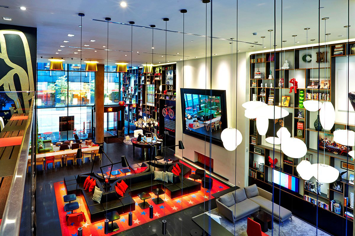 Image of citizenM Times Square Hotel