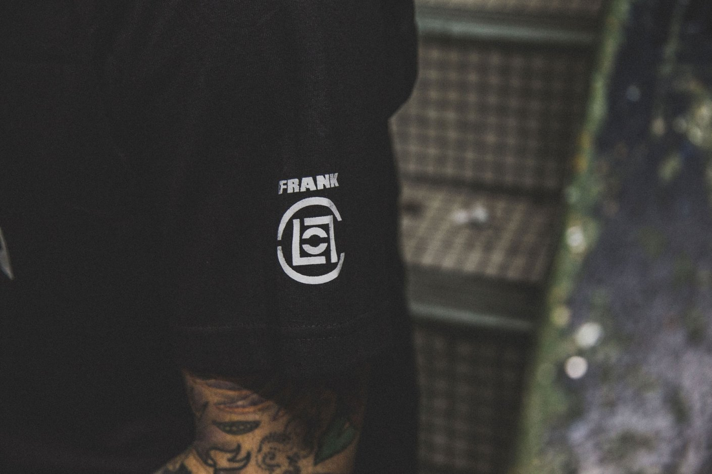 Image of CLOT x FRANK151 2014 T-shirt Collection