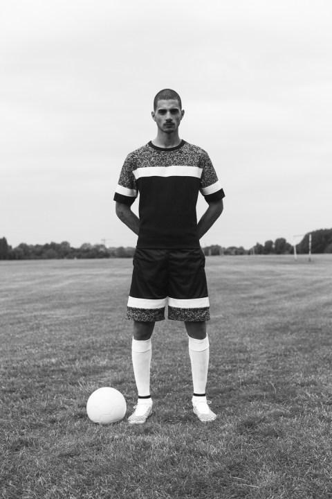 "Image of Clothsurgeon FC ""Garrincha"" Collection"