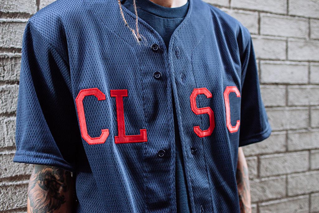 Image of CLSC x MLTD 2014 Summer Baseball Jersey