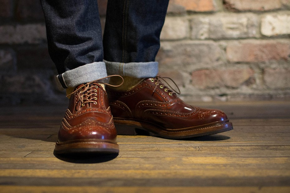 Image of Concept by Cruise x Grenson Exclusive Collection