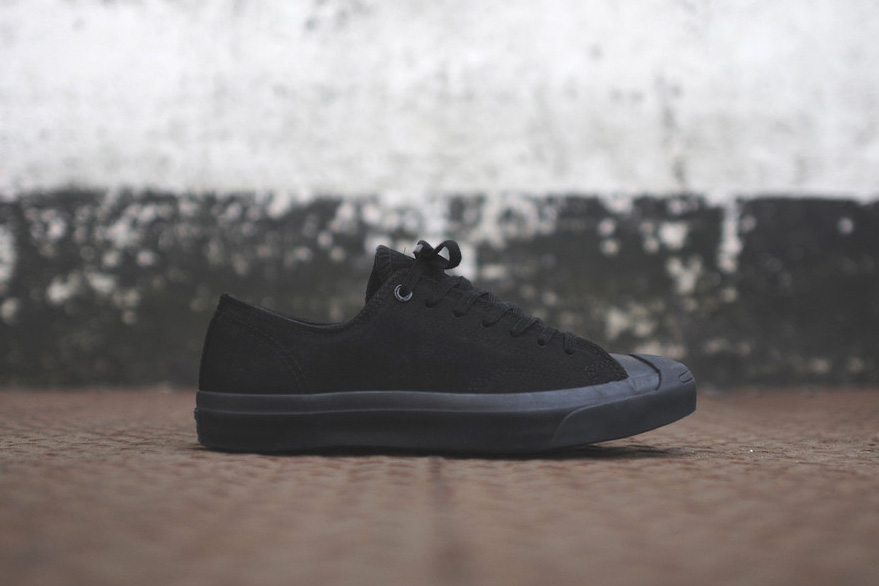 Image of Converse 2014 Jack Purcell Black/Black