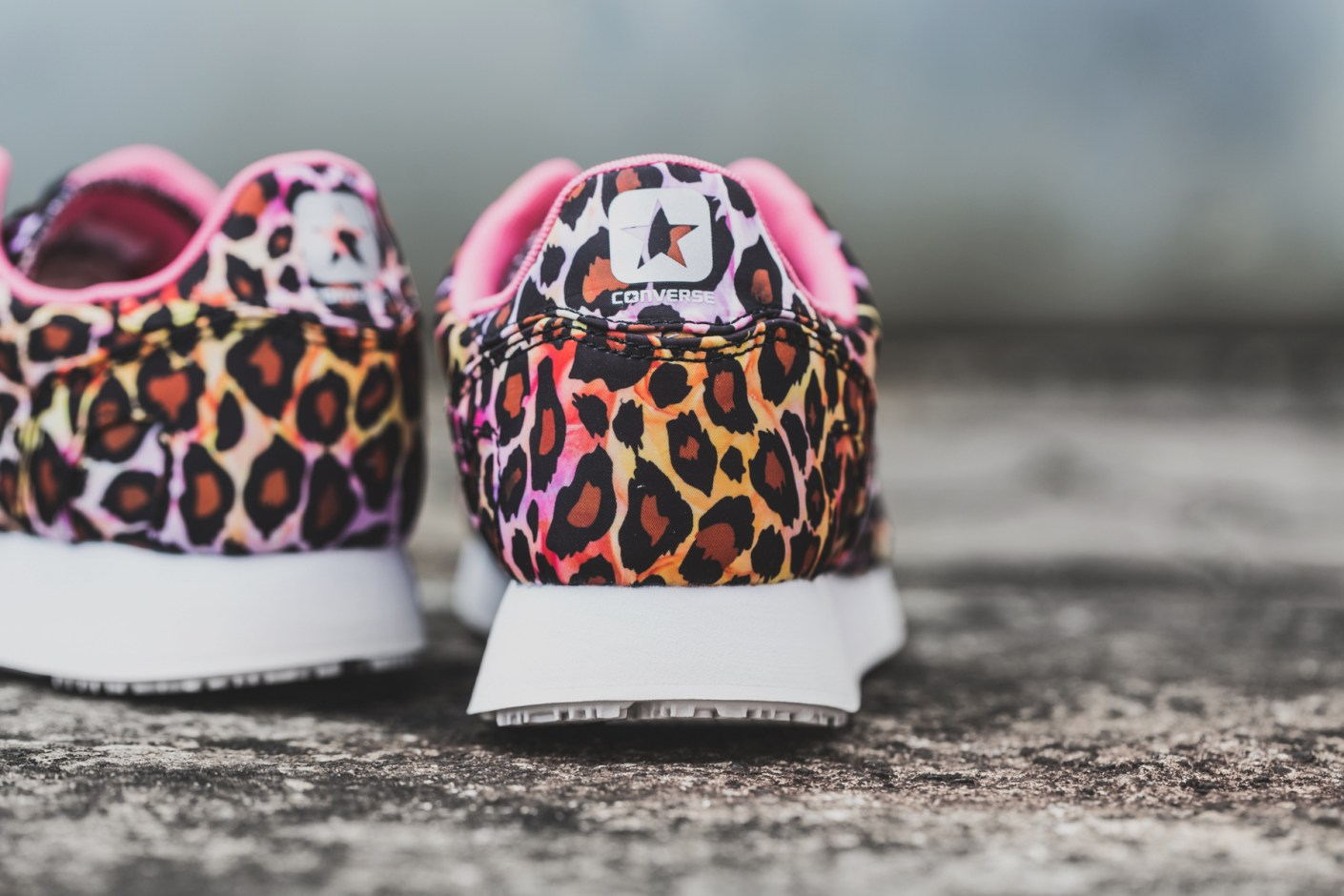 "Image of A Closer Look at the Converse Auckland Racer ""Animal"" Pack"