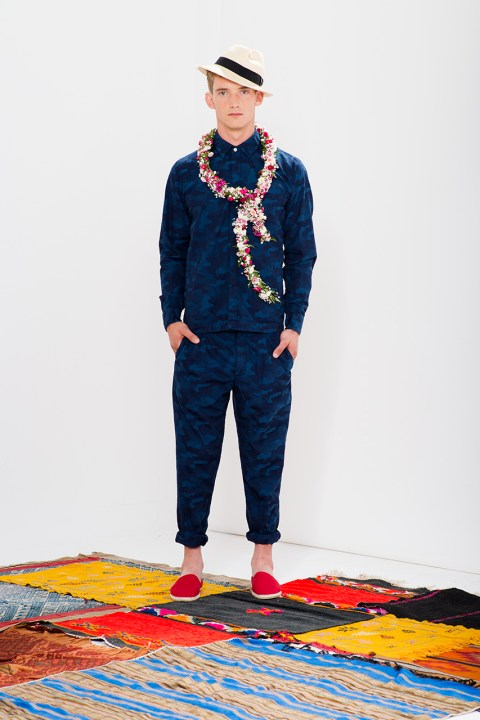 Image of Delikatessen 2015 Spring/Summer Collection Preview